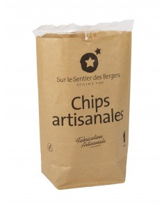 Traditional potato chips - 60g