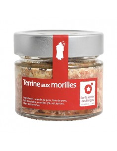 Terrine aux Morilles 130g