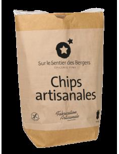 Traditional potato chips -...