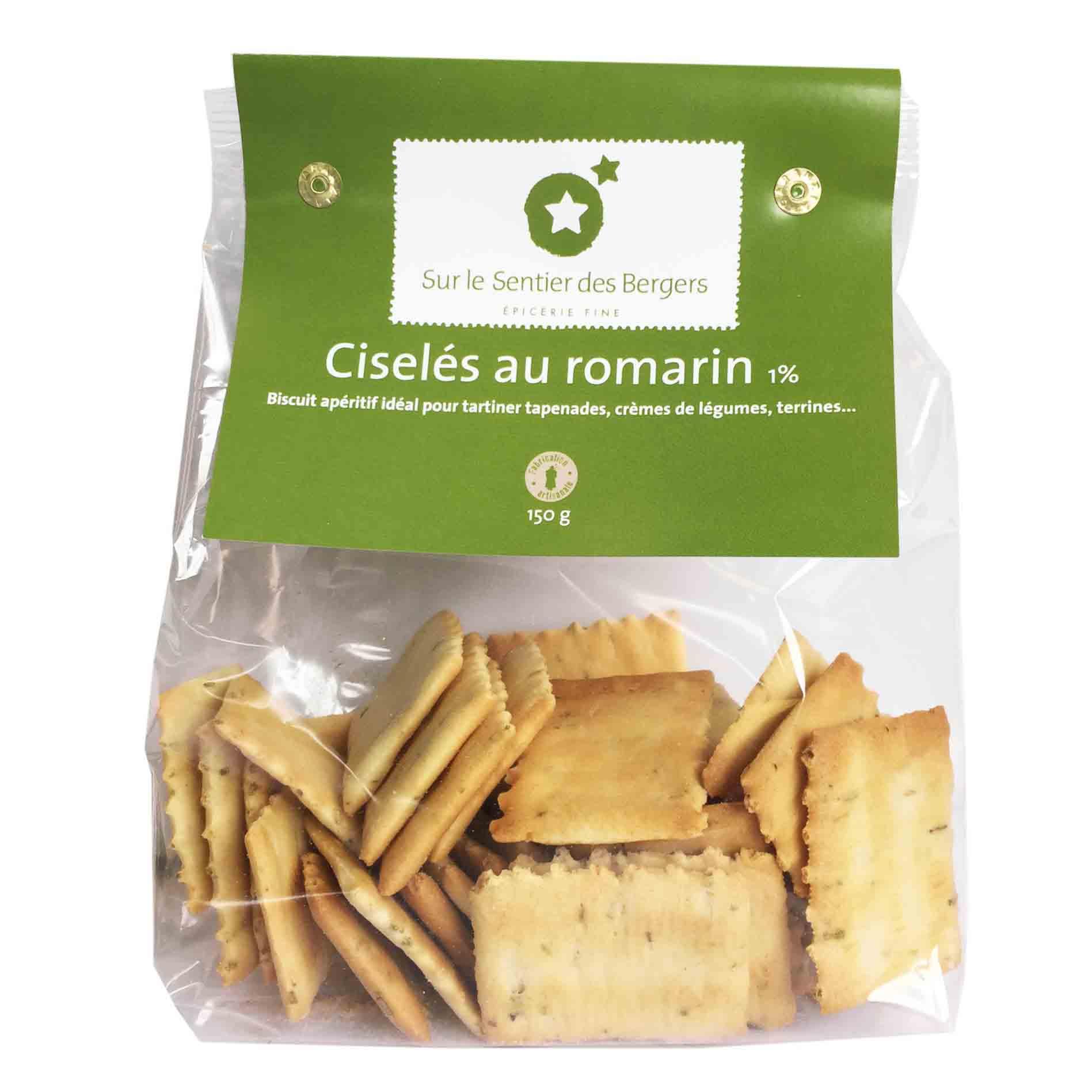 Crackers 150g